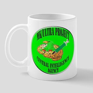 MK/Ultra Project Mug