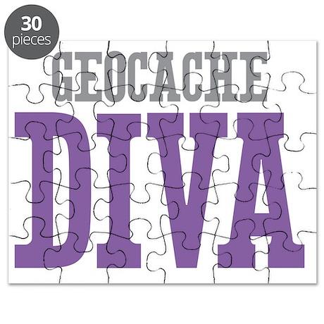 Geocache DIVA Puzzle