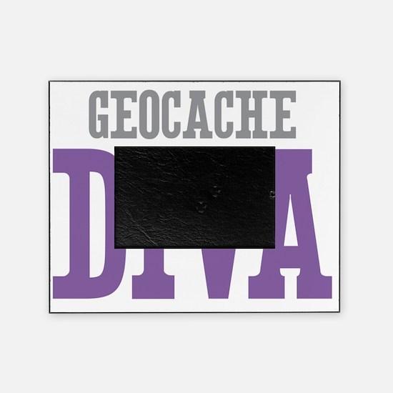 Geocache DIVA Picture Frame