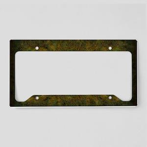 Simple License Plate Holder