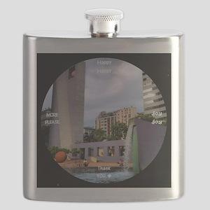 clock 2h2jtymp pershing square Flask