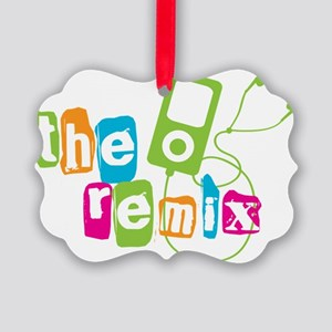 The Remix Picture Ornament