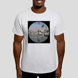 clock 2h2jtymp water fun Light T-Shirt