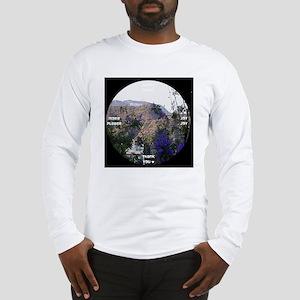 clock 2h2jtymp hollywood sign Long Sleeve T-Shirt
