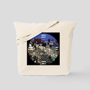 clock 2h2jtymp hooray4HH 1 Tote Bag