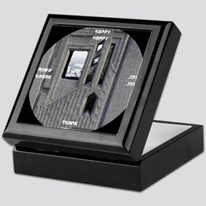 clock 2h2jtymp FLW Hollywood 2 Keepsake Box