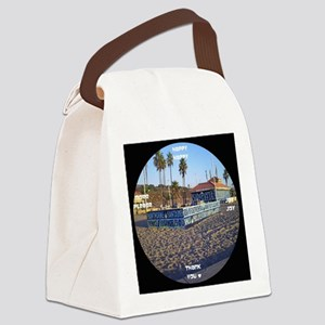 clock 2h2jtymp dockweiler Canvas Lunch Bag