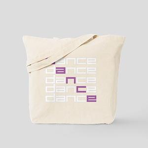 purpledance2 Tote Bag