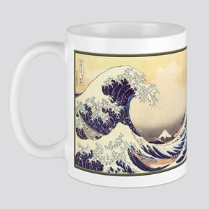 Kanagawa Japanese Art Mug