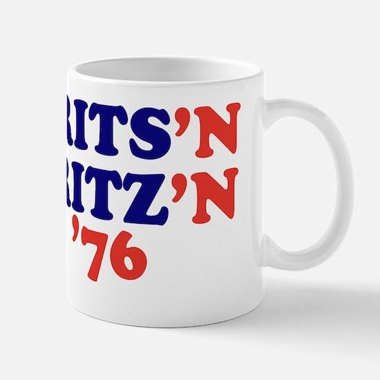 Grits n Fritz n 76 Mug