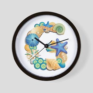 G Wall Clock