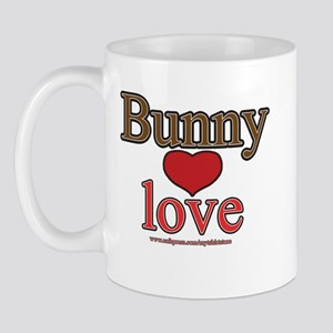 Bunny Love Joke Mug