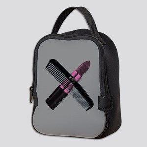 Grease Lipstick Comb Neoprene Lunch Bag