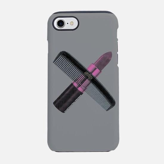 Grease Lipstick Comb iPhone 7 Tough Case