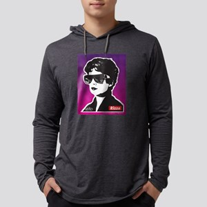 Grease Rizzo Mens Hooded Shirt