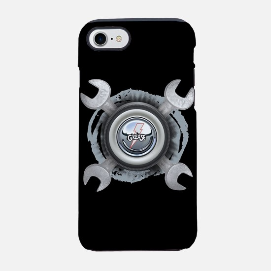 Grease Wrench Tire iPhone 7 Tough Case