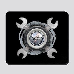 Grease Wrench Tire Mousepad