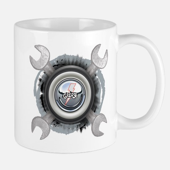 Grease Wrench Tire Mug