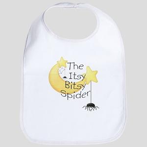 The itsy bitsy spider Bib
