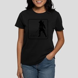 """The """"Aye! Aye!"""" Women's Dark T-Shirt"""