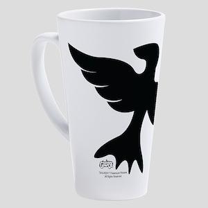 Grease Thunderbird 17 oz Latte Mug