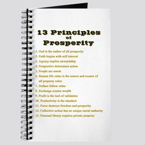 13 Principles Journal