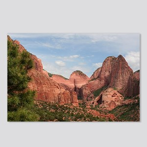 Kolob Canyons, Zion Natio Postcards (Package of 8)