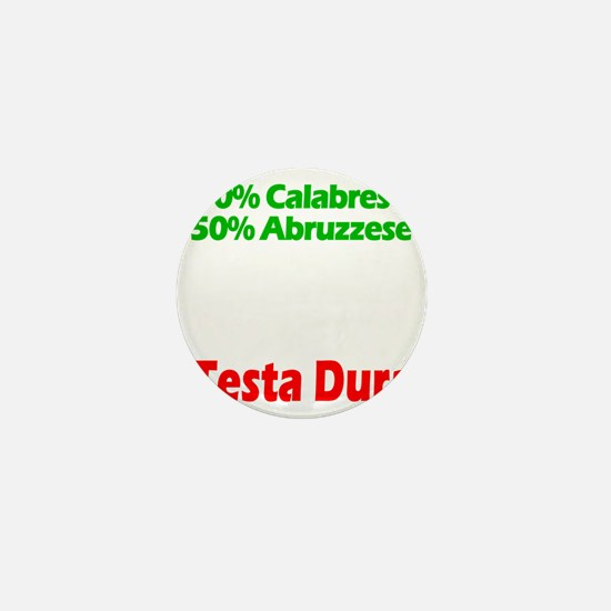 Calabrese - Abruzzese Mini Button