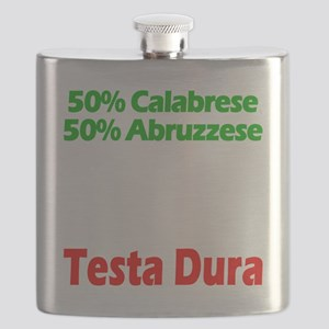 Calabrese - Abruzzese Flask