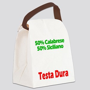 Calabrese - Siciliano Canvas Lunch Bag