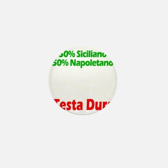 Siciliano - Napoletano Mini Button