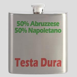 Abruzzese - Napoletano Flask