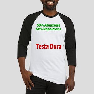 Abruzzese - Napoletano Baseball Jersey