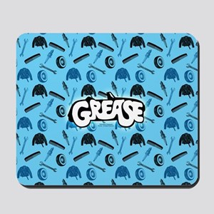 Grease tools pattern Mousepad
