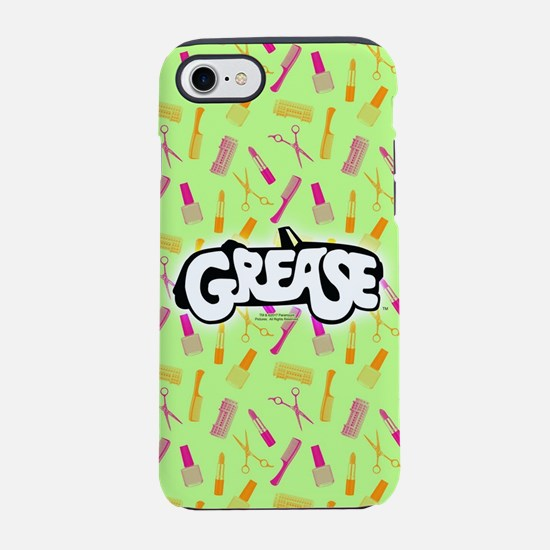 Grease Lipstick Comb Pattern iPhone 7 Tough Case