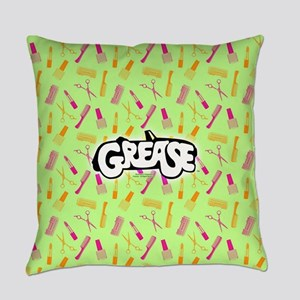 Grease Lipstick Comb Pattern Everyday Pillow