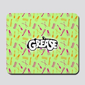 Grease Lipstick Comb Pattern Mousepad