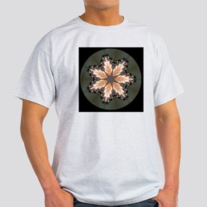 Peach Kaleiodscope Light T-Shirt