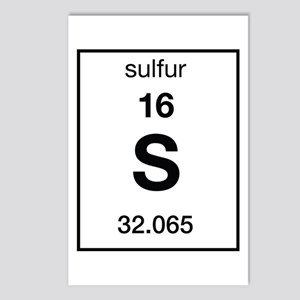 Sulfur Postcards (Package of 8)