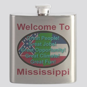 Welcome to Mississippi Flask