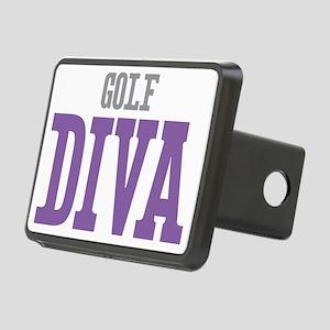 Golf DIVA Rectangular Hitch Cover