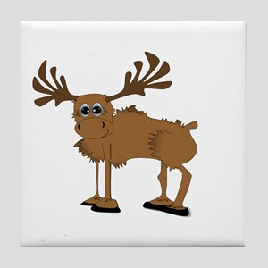 The Moose Tile Coaster