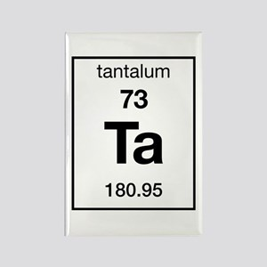Tantalum Rectangle Magnet
