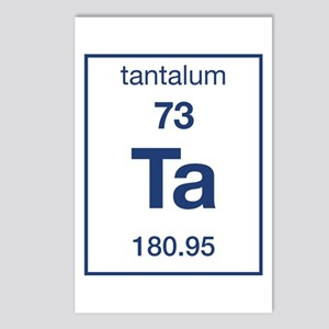Tantalum Postcards (Package of 8)