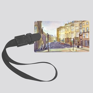Grey Street,Newcastle Large Luggage Tag