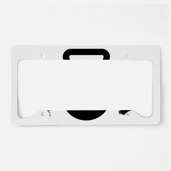 WOD License Plate Holder