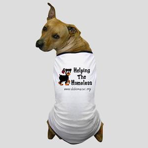 helping the homeless Dog T-Shirt