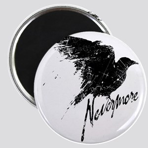 Nevermore Raven Magnet