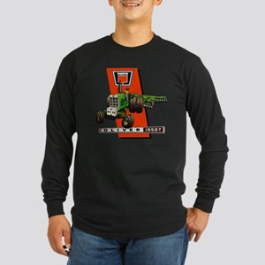 Oliver 1950-T  Tractor Long Sleeve Dark T-Shirt
