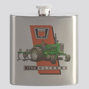 Oliver 1750 Tractor Flask